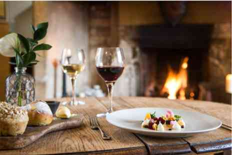 The Kings Hotel Cotswolds - Five Course Tasting Menu for Two - Save 0%