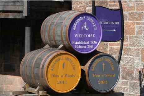 Virgin Experience Days - Annandale Whisky Distillery Tour and Tasting for Two - Save 0%
