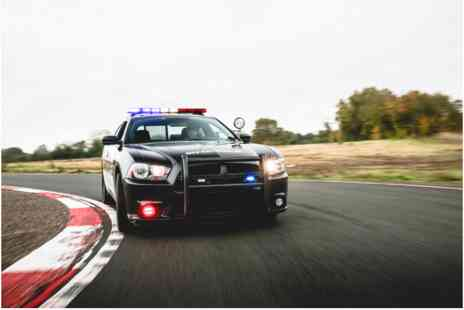 Virgin Experience Days - Dodge Charger Pursuit Hemi V8 Driving Experience - Save 0%