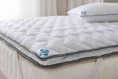 Groupon Goods Global GmbH - Sealy Balance Dual Layer Mattress Topper - Save 20%
