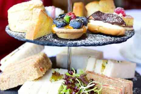 Donington Manor Hotel - Traditional or Sparkling Afternoon Tea for Two or Four - Save 40%