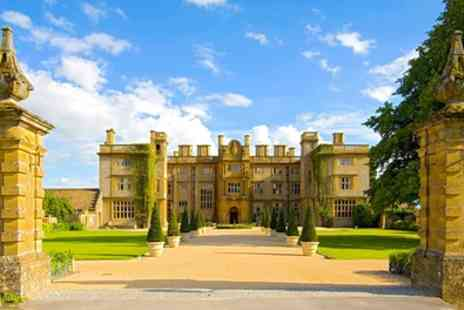 EYNSHAM HALL - 1, 2 or 3 Nights with Breakfast, Three Course Dinner and Leisure Access - Save 31%