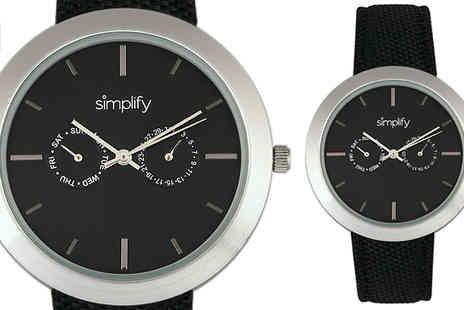 Ideal Deal - Simplify Watch Choose from 6 Options - Save 87%