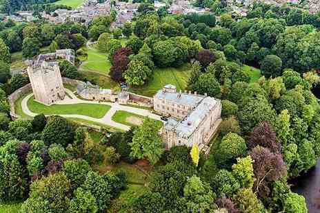 Appleby Castle Hotel - Cumbria castle escape including meals - Save 45%