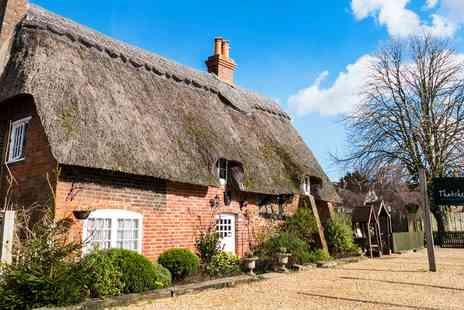 Thatched Cottage - 17th century cottage stay  - Save 26%