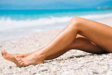 The Beauty Clinic - Hollywood or Brazilian Wax with Optional Underarm and Half Leg Wax - Save 55%