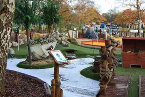 Rascal Bay - Mini Golf Experience for Up to Four - Save 29%