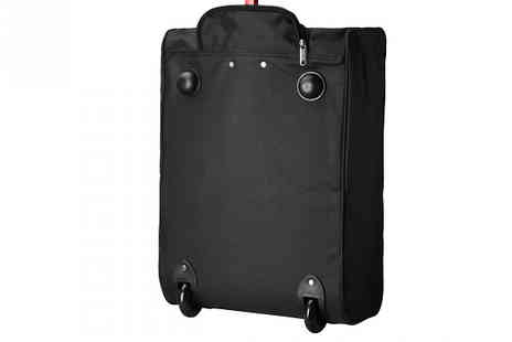 Fusion - 1 or 2 Cabin Approved Wheeled Suitcases Choose from 3 Colours - Save 75%