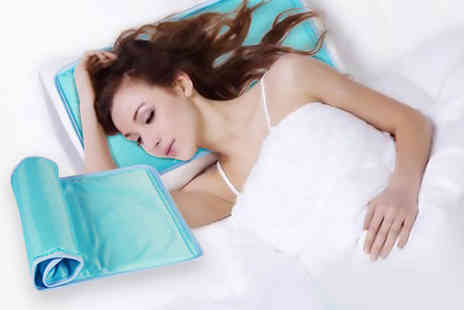 ViVo Technologies - Cooling gel pillow - Save 75%