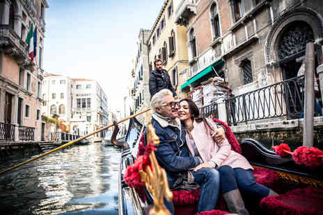 Weekender Breaks - Four Star Two nights Venice getaway with return flights - Save 41%