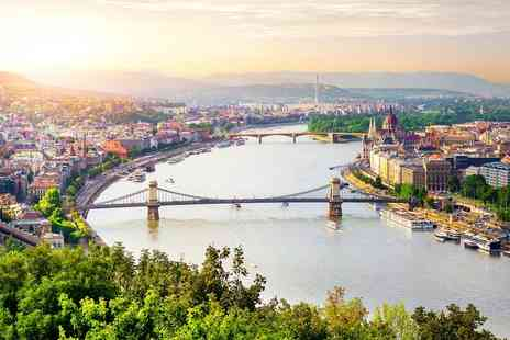 Weekender Breaks - Four nights Budapest and Krakow break with return flights and transfers - Save 27%