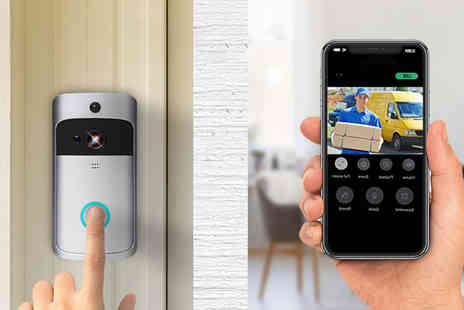 Direct Sourcing Project - Wireless video doorbell - Save 78%