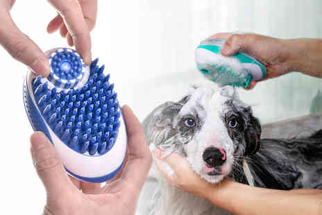 Litnfleek - Multifunctional pet cleaning brush - Save 0%