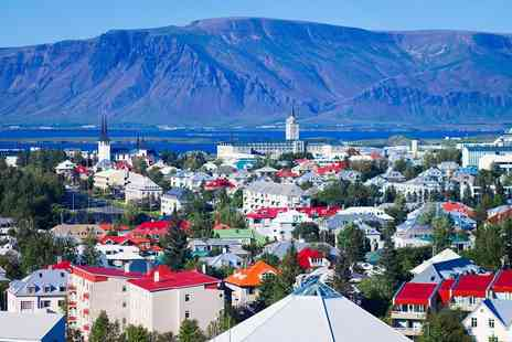 Refresh Holidays - Four Star Escape with a Two, Three or Four nights getaway to Iceland - Save 37%