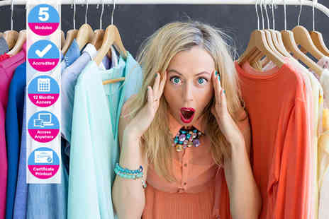 International Open Academy - Accredited Revamp Your Closet online course - Save 88%