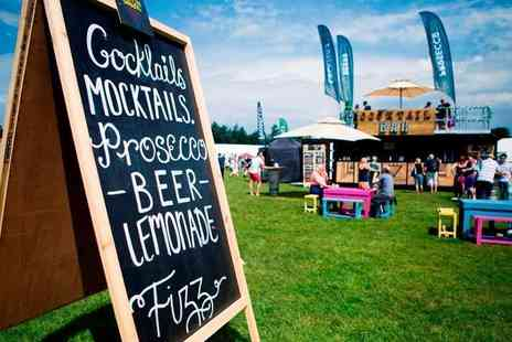 Great British Food Festival - Two adult tickets - Save 50%