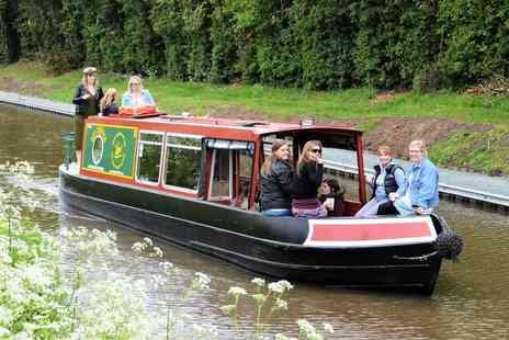 ABC Boat Hire - One day canal boat hire for up to twelve people - Save 28%