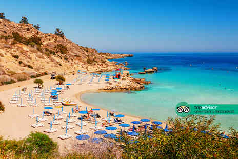 Fly Trip Travel - Escape with a Three Four Five or Seven nights getaway to Ayia Napa - Save 33%