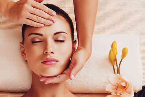 Hotep Holistic - Three treatment holistic pamper package for one person - Save 80%