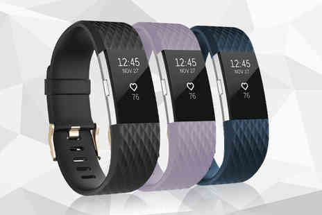 Renew Electronics - Fitbit Charge 2, 4GB Watch - Save 39%