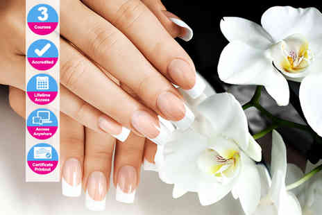 The Beauty Training Centre - One of three nail technician courses - Save 93%