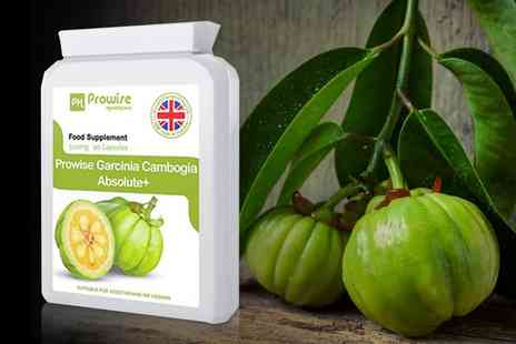 Prowise Healthcare - One month supply of Garcinia Cambogia capsules - Save 0%
