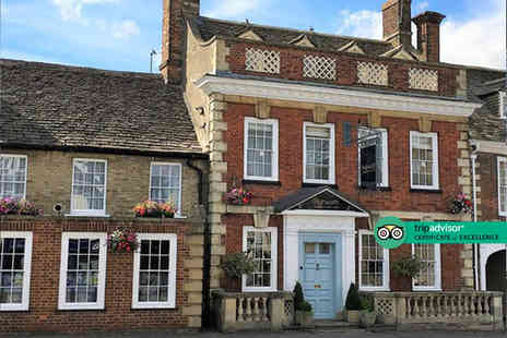 The Highworth Hotel - Four Star One night stay for two people with breakfast two course dinner - Save 47%