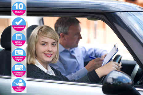 New Skills Academy - Accredited driving test prep course - Save 89%