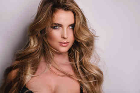 Dubai Beauty Salon and Spa - Full head balayage highlights with a wash, cut and blow dry - Save 59%
