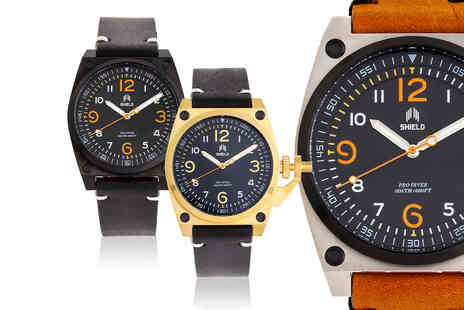 Shield Watches - Pascal mens watch Choose from six designs - Save 0%
