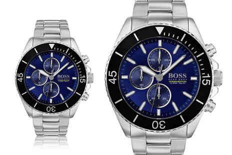 Best Watch Company - Hugo Boss Ocean Edition mens watch - Save 67%