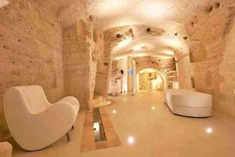 Aquatio Cave Luxury Hotel & Spa - Five Star Opulent Spa Retreat in Quirky Cave Property for two - Save 57%