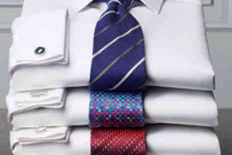 Charles Tyrwhitt - £25 to Spend on Mens Shirts and Accessories - Save 52%