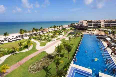 Royalton Riviera Cancun - Five Star All Inclusive Suite Stay with Stunning Splash Park Facilities - Save 0%