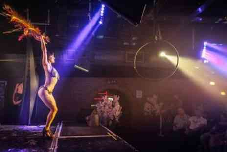 Pandora's Door - Valentines Cabaret Show From 13th To 21st February - Save 39%