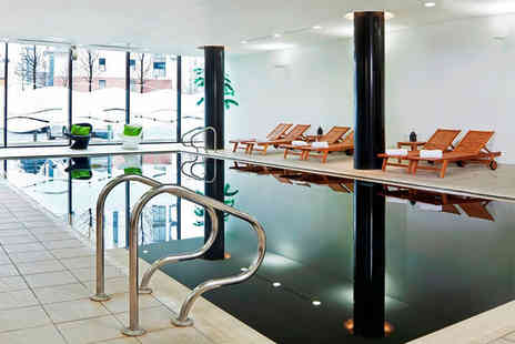 Park Inn by Radisson - Overnight Manchester city centre stay for two people including spa access - Save 52%