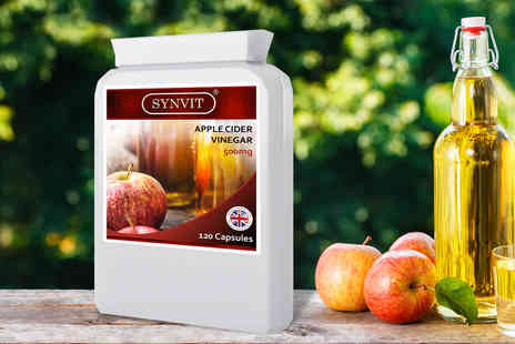 Dreamtastic - Two month supply of apple cider vinegar capsules - Save 0%