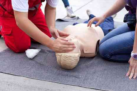 The Training Terminal - Online first aid awareness course - Save 60%