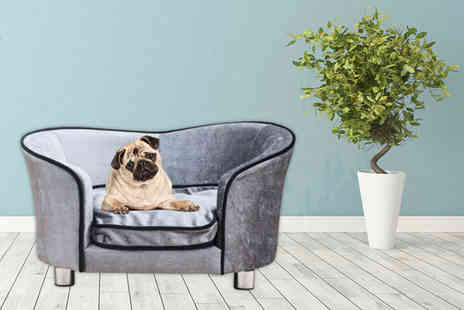 Mhstar - Plush pet sofa - Save 50%
