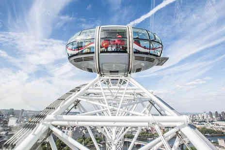 OMGhotels - One night London stay with breakfast and London Eye entry - Save 0%