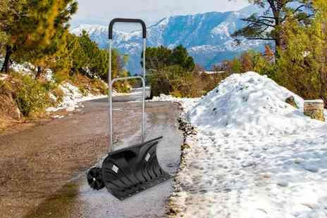 Who Needs Shops - Heavy duty snow shovel - Save 75%