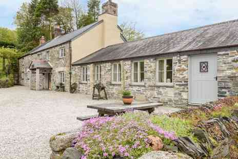 Coombe Farm Cottages - Three nights Cornwall cottage stay - Save 50%