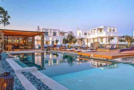 Portes Mykonos Suites & Villas - Four Star Intimate Cycladic Luxury Boutique for two - Save 63%