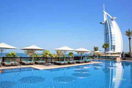 Jumeirah Mina A Salam - Five Star Luxury Collection: Grand Seafront Retreat Close to Jumeirah Beach - Save 47%