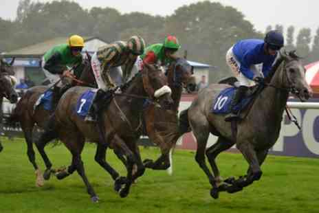 Crowd Racing - Three Month Shared Racehorse Ownership with Stable Visit for One or Two - Save 78%