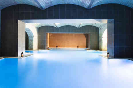 Bannatyne Spa - Premium ELEMIS spa day for two people with three treatments each, spa access and a £10 voucher each - Save 61%