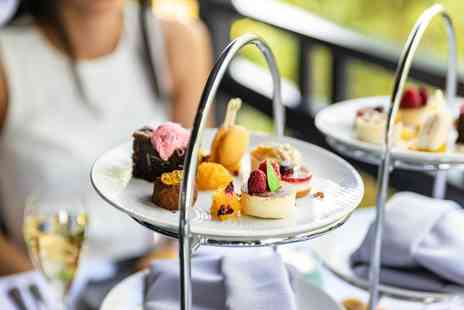 Mad Frans - Sparkling afternoon tea for two people with a glass of Prosecco each - Save 51%