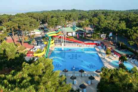 Siblu Villages - Family of 4 summer camping holiday - Save 0%