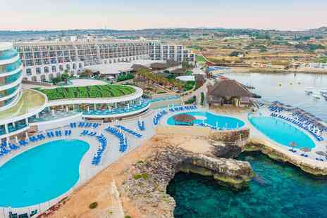 Malta Paradise - Five Nights summer holiday with breakfast and harbour cruise - Save 0%