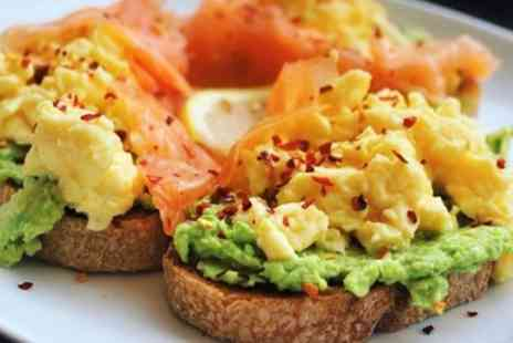 Delicious Deli of Sevenoaks - Choice of Breakfast with Soft Drink for One or Two - Save 43%